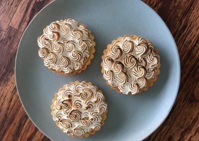 tartelettes meringue